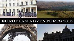 European Adventures: Photo Recap Sandy Allnock's tips through Europe