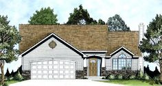 Traditional   House Plan 62560
