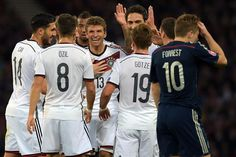 Germany 3-2 Scotland