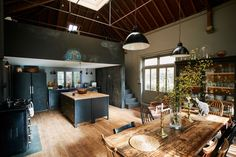 House in Stroud, Gloucestershire | Photos by Matt Lincoln via Remodelista