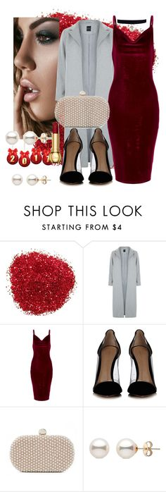 """""""Untitled #797"""" by brandi-gurrola on Polyvore featuring New Look, WithChic, Gianvito Rossi and Santi"""