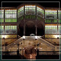 Casa Lis - >Museo de Art Nouveau - Salamanca. España