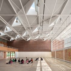 Image result for sports hall architecture