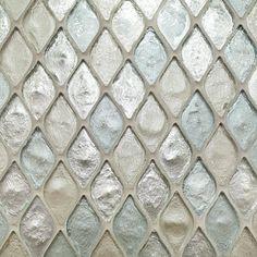 Monaco Celeste Glass Mosaic - 10 x 12 - 100427103 | Floor and Decor
