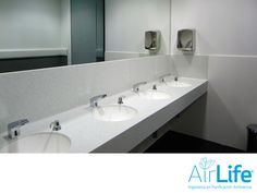 Elimine malos olores. LAS MEJORES SOLUCIONES EN PURIFICACIÓN DEL AIRE. Los malos olores son incómodos en cualquier ambiente. En AirLife, contamos con tecnología de oxidación acelerada que ayuda a destruir y neutralizar olores de forma continua. Este sistema puede aplicarse a baños públicos o salas de almacenamiento de basura, entre otros. Para mayores informes, te invitamos a ingresar a nuestro sitio en internet www.airlifeservice.com. #airlife
