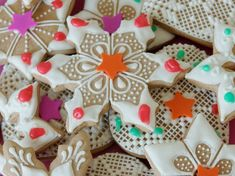 Crédit : C. Schmidt Olsen / House of pictures / Basset Images Best Christmas Cookies, Noel Christmas, Beautiful Christmas, Cookie Decorating, Crackers, Cookie Recipes, Holiday Decor, Cooking, Desserts