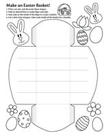 peeps chick coloring page - 1000 images about easter on pinterest easter bunny