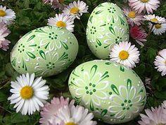 Διακόσμηση - Πασχαλινό αυγό - πράσινο - 6452464_