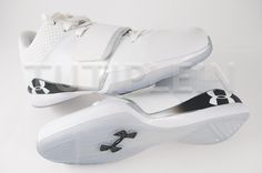 "Zapatillas Under Armour UA Micro G Bloodline ""Brandon Jennings"": soporte, rebote y estilo de la firma. Cleats, Under Armour, Kicks, Shoes, Fashion, Sneakers, Style, Cleats Shoes, Moda"