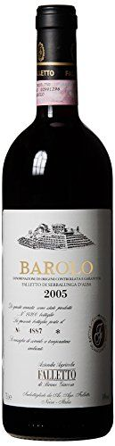2005 Bruno Giacosa Barolo Falletto Piedmont 750 mL >>> To view further for this item, visit the image link.