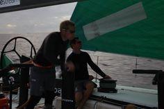 Leg 6 - Day 2 / Groupama in the Volvo Ocean Race / Credit : Yann Riou
