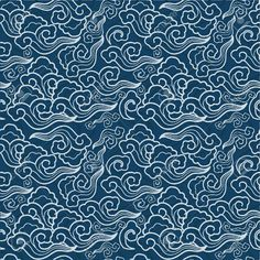 traditional chinesse wave patterns - Buscar con Google
