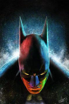 The Batman by archangelgabriel