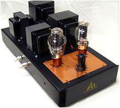 Audio Note Kits - Interstage Mono Block PSE 300B / SE 300B SET Power Amplifier