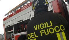 Arona24 - Danneggiato tubo del gas, intervengono i vigili del fuoco