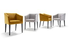 Novelty - IMM Cologne 2017 -  Chair Smilla from Signet