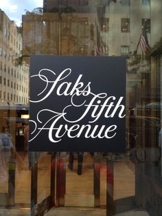 Do some great shopping at the flagship store of the now famous high-end New York clothing store. Shop Saks 5th on the actual 5th Ave for which it's named! As the mecca of fashion in New York City, the seven-floor department store has everything a designer-lover would ever need or want, and then some.