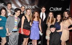 Cast of Carrie the musical. Carrie The Musical, Carry On, Musicals, It Cast, Hand Luggage, Carry On Luggage, Musical Theatre