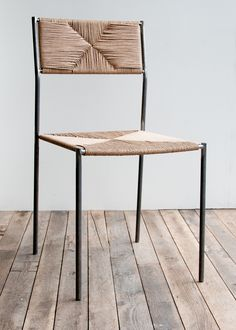 The Simple Dining Chair by Rose Uniacke   Rose Uniacke