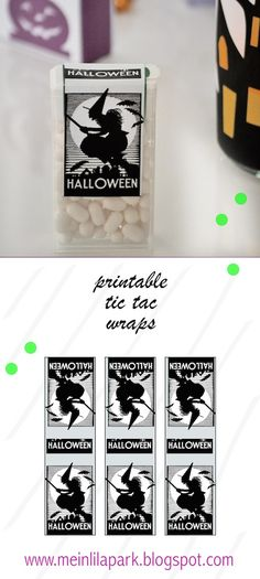 free printable planner stickers and scrapbooking papers Diy Halloween, Halloween Paper Crafts, Halloween Treat Bags, Halloween Party Favors, Halloween Displays, Holidays Halloween, Holiday Crafts, Printable Planner Stickers, Free Printables