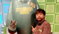 James Huling & the Zingbot on 'Price Is Right'