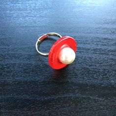 Bague fantasie/fantasy ring/ prstynek Gemstone Rings, Creations, Stud Earrings, Fantasy, Gemstones, Jewelry, Jewlery, Gems, Jewerly