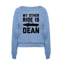 My Other Ride Is Dean Winchester | T-Shirts, Tank Tops, Sweatshirts and Hoodies | HUMAN