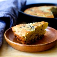 While not exactly the height of soda bread authenticity, we love this skillet-ba. Okra Recipes, Irish Recipes, Fall Recipes, Baby Food Recipes, Whole Food Recipes, Cooking Recipes, Air Fried Okra Recipe, Delicious Breakfast Recipes, Yummy Food