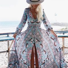 WA beauty, mother, blogger, muse @gypsylovinlight in our Pandora Gown  via @turquoiselane_shop ♡♡♡