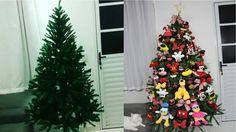 Montando Minha árvore de Natal Tema Disney | 2017