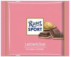Ritter SPORT - Leberkäse