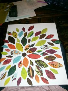 Canvas easy art