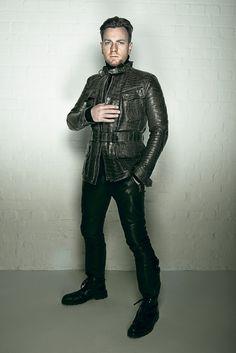 Ewan McGregor... - The Leather Addict