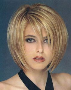 easy-layered-bob-hairstyles-with-bangs-for-straight-blonde-hair-women-with-oval-faces.jpg 523×660 pixels