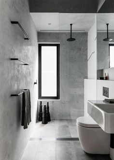 The renovation design of an Australian house - PLANETE DECO has homes world Article Gallery Ideas] Bad Inspiration, Interior Design Inspiration, Bathroom Inspiration, Bathroom Ideas, Design Ideas, Bathroom Bin, Bathroom Faucets, Bathroom Cabinets, Fitness Inspiration