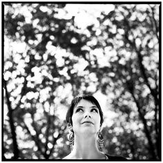 Lily & The Trees: by Laurent Orseau #Photography #Medium #format #People #Portrait