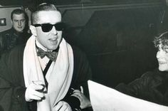 Holly Johnson arriving at the Royal Court 1986 Holly Johnson, Frankie Goes To Hollywood, Royal Court, Night Life, Liverpool, Beautiful Men, Mens Sunglasses, Relax, Music