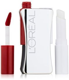 L'Oreal Infallible Never Fail Lipcolour, Crimson by L'Oreal Paris Cosmetics ** This is an Amazon Affiliate link. Read more at the image link.