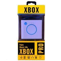 X-BOX PORTABLE BLUETOOTH STEREO BLUE  GARANSI 1 TAHUN.  *prosedur garansi harus menunjukan invoice asli  -Dapat menerima panggilan masuk ( Incoming Call ) Tersedia Juga Warna : Orange, Green, Black, Yellow Portable bluetooth stereo ini terinspirasi dari keanggunan, kenyamanan dan teknologi audio tingkat tinggi yang bertujuan untuk membantu aktivitas Anda.  Portable bluetooth stereo bisa menjawab panggilan telfon. Bisa digunakan untuk handphone, computer, Mp3 player, Memory card, dan…