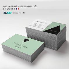 Carte De Visite Neutre Et Moderne Dans Le Style Minimaliste Decouvrez Tous Nos Modeles