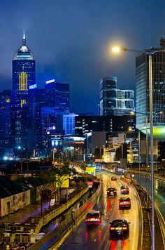Interesting Hong Kong - http://www.travelandtransitions.com/destinations/destination-advice/asia/
