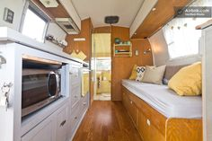 1967 22' Vintage Airstream Trailer | Airbnb Mobile