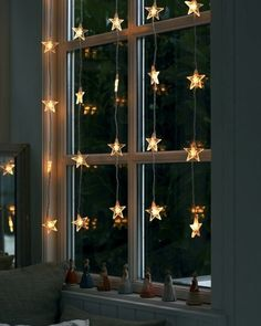 Ideas for decorating windows for holidays, decorating a house # christmas # holidays # winter # decoration