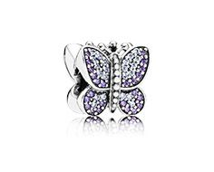 The spring collection is here! We love the all-new sparkling butterfly charm that features purple cubic zirconia. Visit our website at www.melodysqualityjewelry.com to see all of our styles of Pandora jewelry.