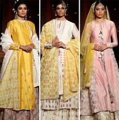 Bajiroa Mastani collection by Anju Modi