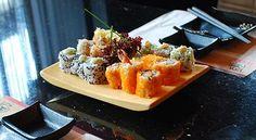 Japans sushi en grill restaurant Sumo staat bekend om zijn kwaliteit en diverse gerechten. Met specialiteiten als Sushi, Teppanyaki, Tempura en verschillende soorten Noodlegerechten kunt u hier uitgebreid genieten van al het goede uit Japan