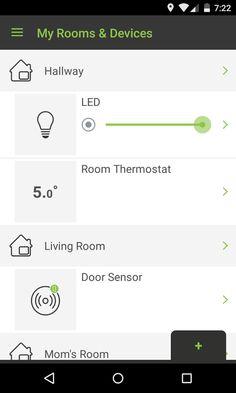 Greenwave Systems IoT- 스크린샷