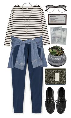 """""""First Half"""" by yen-and-len ❤ liked on Polyvore featuring Monki, River Island, Truffle, Half Light Honey, Gatineau, Korres and Givenchy"""
