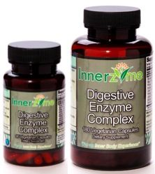 There is a direct connection between what you eat and how you feel. As we age, the body produces fewer natural enzymes and the digestive system becomes less efficient in breaking down fats, carbohydrates and proteins in the foods we eat. Innerzyme's Digestive Enzyme Complex is a well-balanced blend of enzymes specially formulated to support proper digestion and the release of vital nutrients. http://www.innerzyme.com/Digestive-Enzyme.html #innerzyme #digestiveenzymes