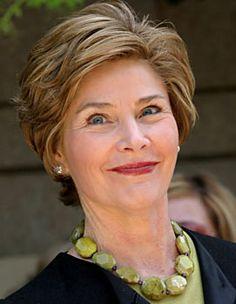 Laura Bush | Laura Bush - Born Laura Jane Welch in Midland, Texas, in 1946.